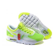 sale retailer 6736e ec298 MenWomen Nike Air Max Zero White Green Limited Air Max Zero Women - Nike