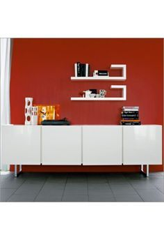 Seattle 4 Door Sideboard by Calligaris