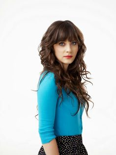 Zooey Dischanel ~ New Girl ~ I want to be her!