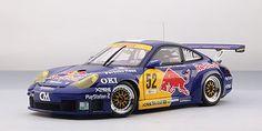 Autoart Porsche 911 GT3 RSR , Monza 2004 #52