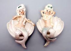 Vintage Mermaids.