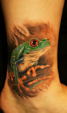 Realism Animal Tattoo by Anabi Tattoo | Tattoo No. 782