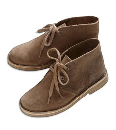 clarks sandy desert boot for KIDS!