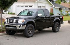 *UPDATED* Suspension Lifts and Body Lifts for 2005+ *PLEASE READ BEFORE POSTING HERE* - Nissan Frontier / Navara  Forum