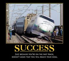 Success Is a Myth - Demotivational Posters to Demotivate You - Work Harder, Not Smarter. Work Memes, Work Humor, Demotivational Posters Funny, Stupid Funny Memes, Hilarious, Funny Stuff, Concept Album, Work Motivation, Office Humor