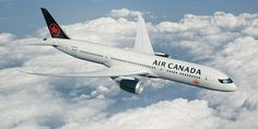 A stunning new livery for Air Canada, just in time for its 80th anniversary.