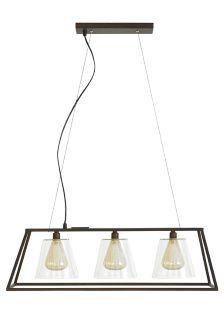 Islington 3 Light Pendant Bar from next.com. kitchen island lighting