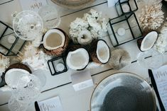 Byron Bay Weddings Calligraphy: the blackline by lauren @theblacklinebylauren Venue: Byron View Farm Styling: The Wedding Shed & The Grove Styling Photography: Carly Tia Photography Florals: Wilderness Flowers