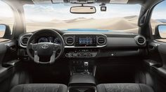 2017 Toyota Tacoma Is The Featured Model Interior Image Added In Car Pictures Category By Author On Aug