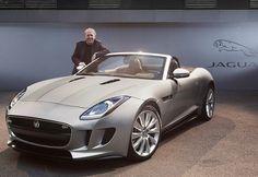 Jaguar F TYPE Named 2013 World Car Design Of The Year At New York  International