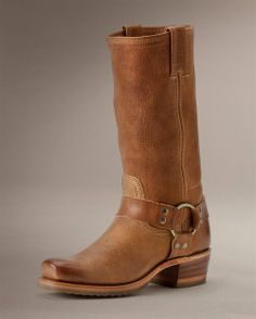 LOVE THIS COLOR Harness 12g - View All Women's Boots - Western Boots, Riding Boots & More - The Frye Company