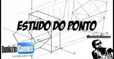 Geometria Descritiva - Posições do Ponto.