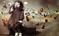 Analyze Childhood To know your Matured Traits