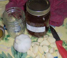 How to Make Medicinal Garlic Honey - Healthy Holistic LivingHealthy Holistic Living