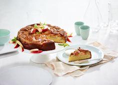 Eplekake Let Them Eat Cake, Salmon Burgers, No Bake Cake, Cake Recipes, French Toast, Baking, Breakfast, Ethnic Recipes, Food