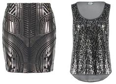 Miss Selfridge Minifalda Black vestidos y faldas tops Selfridge Miss Minifalda black Noe.Moda