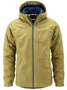 howies - Airman Wool Wadded Ventile Jacket - jackets - Mens Clothing - mens  Outdoor Wear 88fba8b2d0d51