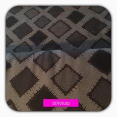 Baumwolljersey Flicken anthrazit - schwarz - grau, 50 cm von InVotum auf Etsy