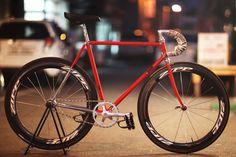 Cinelli Supercorsa Pista on Bike Showcase