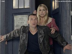 Doctor Who.  9th Doctor and Rose