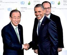 China decid a Trump que le compromise climatike es irreversible