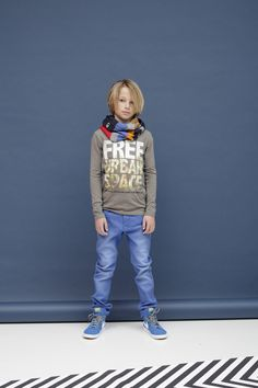 Boys Hi Fall/Winter collection! Tumble 'N Dry is hip and functional everyday fashion for kids. Fresh, commercial design with bags of style and great value for money, created with positive energy and the belief that design improves daily life and makes you happy! Wear it fresh!