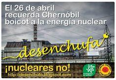 Desenchufa la energía nuclear - José Luis García Cano - Álbumes web de Picasa
