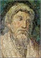 """Laktancije (250.-320.), učitelj Konstantinovog sina Krispa, ,,O smrtima progonitelja Crkve"""" - piše o Dioklecijanu"""