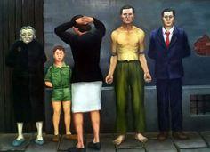 Major Andrzej Wroblewski exhibition in Spain