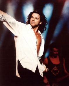 Get This Special Offer Inxs Promotional Photograph Michael Hutchence in concert Michael Hutchence, Crying Shame, Music Photo, Latest Music, Love Songs, Rock Music, Beautiful Men, Beautiful People, Gorgeous Guys