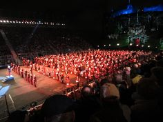 There is no way to describe the beauty and sound of marching pipers