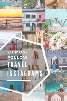 20 Instagram Accounts You Must Follow