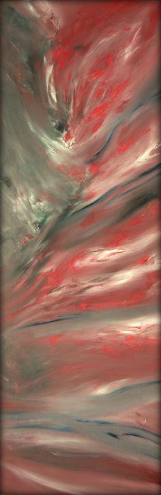 """Autore Davide De Palma """"Rapace"""" 2012 40x120cm olio su tela - oil on canvas DAVIDEDEPALMA.COM"""