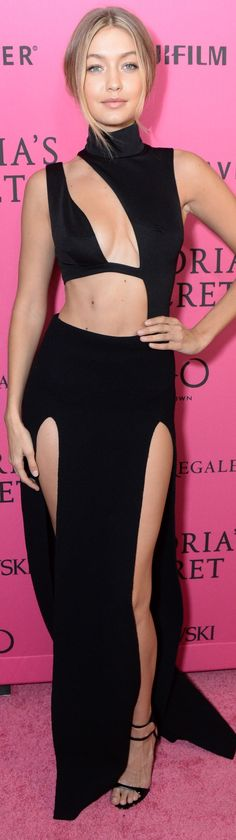 Gigi Hadid - 2015 Victoria's Secret Fashion Show