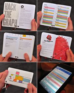 f8 / Facebook Welcome Booklets