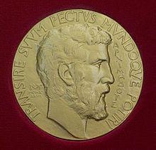 Medalha Fields – Wikipédia, a enciclopédia livre