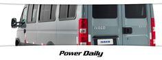Pasajeros - Minibus Power Daily