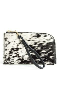 The ATC Pouch- Salt & Pepper by CHC