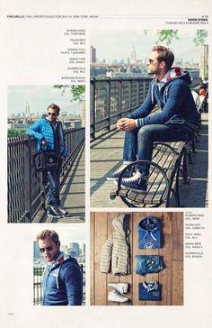 Sunrise #magazine fall winter collection#fredmello #fredmello1982 #newyork #advcampaign#accessories#fallwinter13 #accessible luxury #cool #usa #mancollection