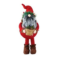 Department 56 for The Holidays Gnome with Acorns Figurine >>> You can get additional details at the image link.