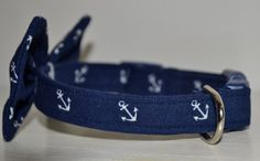 i think Bently might need this. a bow and anchors