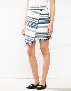 Stripes! - A intemporal tendência #Cortefiel