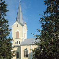 Tyrnävän kirkko