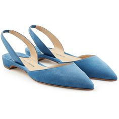 ab008368f A fashion look from June 2017 featuring pointed toe flats