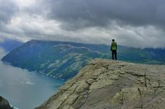 Preikestolen, Norwegen / Norway