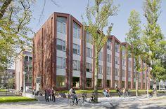 St. Ignatius Grammar School - LEVS architecten