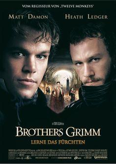 Poster zum Film: Brothers Grimm