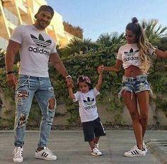Outfits para familia