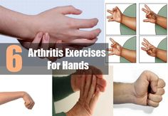 Arthritis in hands causes stiffness and pain. Hence, it is essential to do a few exercises that help in maintaining the motion and strength of ...