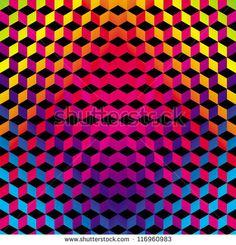 op art color - Buscar con Google